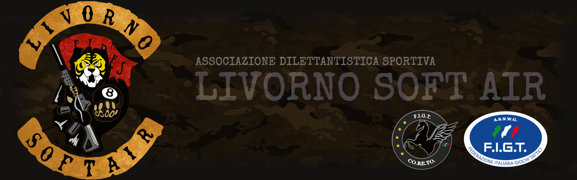 Associazione Sportiva Dilettantistica livornese - Together we stand - since 2003